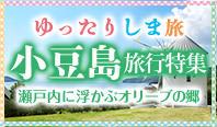 【香川・小豆島観光】岡山市内宿泊ツアー