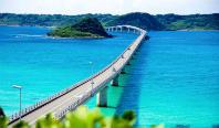日本の橋ランキング1位!一度は訪れたい絶景「角島大橋」